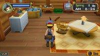 Cкриншот Harvest Moon: Hero of Leaf Valley, изображение № 2096259 - RAWG