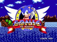 Sonic the Hedgehog (1991) screenshot, image №1659775 - RAWG