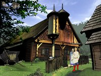 Fairy Tale About Father Frost, Ivan and Nastya screenshot, image №192823 - RAWG