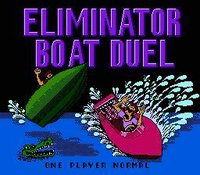 Cкриншот Eliminator Boat Duel, изображение № 1697789 - RAWG