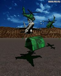 Cкриншот Hellfire Zone, изображение № 343113 - RAWG