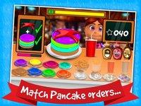 Cкриншот Rainbow Pancake Restaurant - Match & Stack it, изображение № 2177478 - RAWG