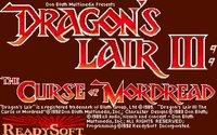 Cкриншот Dragon's Lair III: The Curse of Mordread, изображение № 748173 - RAWG