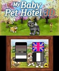 Cкриншот My Baby Pet Hotel 3D, изображение № 796523 - RAWG