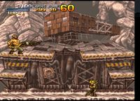 Metal Slug X screenshot, image №131322 - RAWG