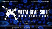 Cкриншот Metal Gear Solid: Digital Graphic Novel, изображение № 2091385 - RAWG