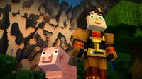 Cкриншот Minecraft: Story Mode - Episode 4: A Block and a Hard Place, изображение № 627073 - RAWG