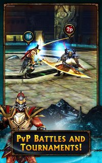 Eternity Warriors 2 screenshot, image №1451596 - RAWG