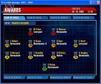 Cкриншот Premier Manager 2003-2004, изображение № 386316 - RAWG