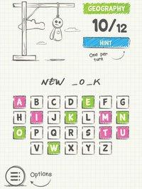 Cкриншот Hangman: Who's going to hang? Free, изображение № 1667271 - RAWG