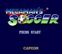 Mega Man Soccer screenshot, image №762151 - RAWG