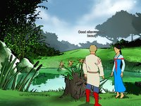 Fairy Tale About Father Frost, Ivan and Nastya screenshot, image №192824 - RAWG