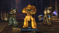 Warhammer 40,000: Space Marine screenshot, image №107855 - RAWG