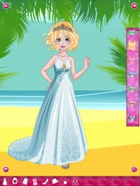 Cкриншот Princess Elsa Beauty Salon — Dress up girls games, изображение № 1978156 - RAWG