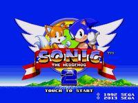 Cкриншот Sonic the Hedgehog 2, изображение № 23306 - RAWG