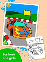 Doodle Coloring Books screenshot, image №960384 - RAWG