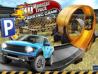 Cкриншот 3D Monster Truck Parking Game, изображение № 1555406 - RAWG