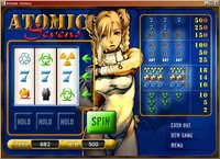 Cкриншот Atomic Sevens, изображение № 406574 - RAWG