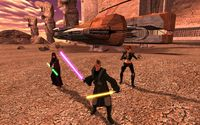 Cкриншот STAR WARS Knights of the Old Republic II - The Sith Lords, изображение № 140880 - RAWG