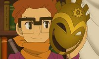 Cкриншот Professor Layton and the Miracle Mask, изображение № 260924 - RAWG