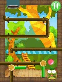 Cкриншот Frog Hog Free-A puzzle sports game, изображение № 1706619 - RAWG
