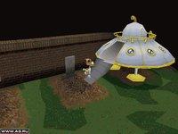 Cкриншот Attack of the Saucerman!, изображение № 314637 - RAWG