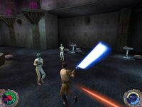 Cкриншот STAR WARS Jedi Knight II - Jedi Outcast, изображение № 99697 - RAWG