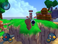 Cкриншот Worms 3D, изображение № 377572 - RAWG