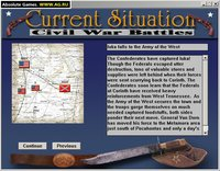 Civil War Battles: Campaign Corinth screenshot, image №322273 - RAWG