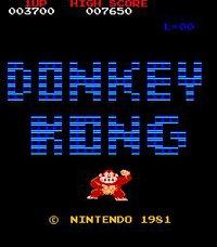 Donkey Kong screenshot, image №726837 - RAWG