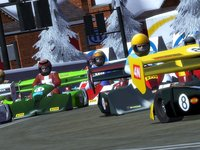 Cкриншот Kart Racer, изображение № 521542 - RAWG