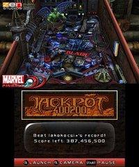 Cкриншот Marvel Pinball 3D, изображение № 794969 - RAWG