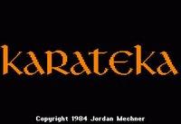 Karateka (1985) screenshot, image №741568 - RAWG