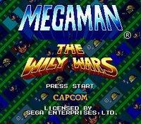 Cкриншот Mega Man: The Wily Wars, изображение № 759763 - RAWG