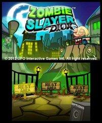 Cкриншот Zombie Slayer Diox, изображение № 794787 - RAWG