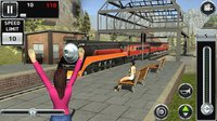 Cкриншот Amtrak Train Driving Simulator, изображение № 1995548 - RAWG