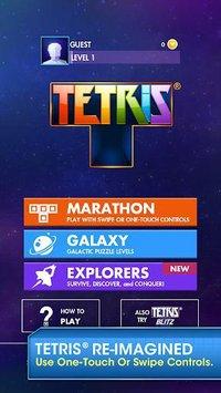 Cкриншот Тетрис, изображение № 1349414 - RAWG