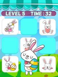 Cкриншот Easter Bunny Pet Matching, изображение № 1712480 - RAWG