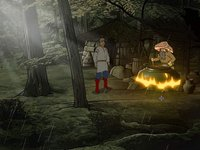Fairy Tale About Father Frost, Ivan and Nastya screenshot, image №192817 - RAWG