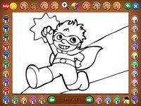 Cкриншот Coloring Book 15: Cute Times, изображение № 2190548 - RAWG