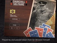 Cкриншот Churchill Solitaire, изображение № 2913595 - RAWG