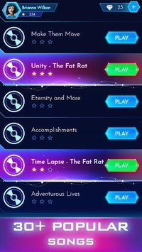 Cкриншот Magic Twist: Twister Music Ball Game, изображение № 1353525 - RAWG