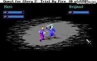 Cкриншот Quest for Glory 2: Trial by Fire, изображение № 290384 - RAWG