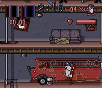 Cкриншот The Ren & Stimpy Show: Fire Dogs, изображение № 762452 - RAWG
