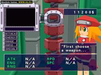 Cкриншот Mega Man Legends, изображение № 312582 - RAWG