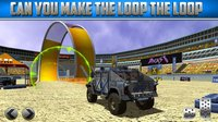 Cкриншот 3D Monster Truck Parking Game, изображение № 1555402 - RAWG