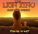 The Lion King: Simba's Mighty Adventure screenshot, image №730577 - RAWG