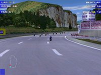 Cкриншот Moto Racer 2, изображение № 220345 - RAWG