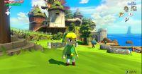 The Legend of Zelda: The Wind Waker HD screenshot, image №267644 - RAWG
