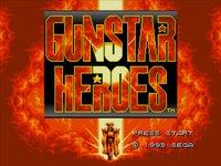 Cкриншот Gunstar Heroes (1993), изображение № 759403 - RAWG